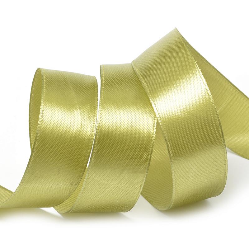 Атласная лента 2.5 см (бабина), оливковый