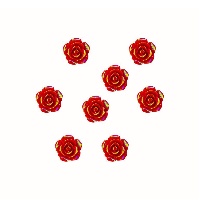 Кабошон «Розы» 15 мм