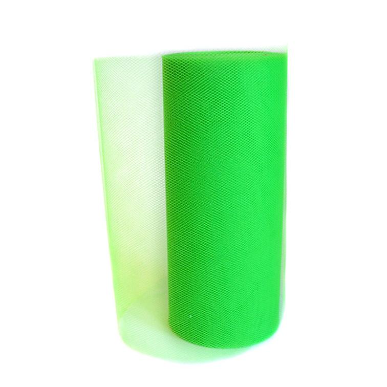 Фатин 15 см, зелёный (1 метр)