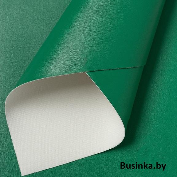 Кожзам 22*30 см, зелёный (1 шт)