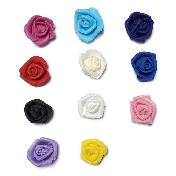 Головки цветов «Розы» 3 см (1 шт)