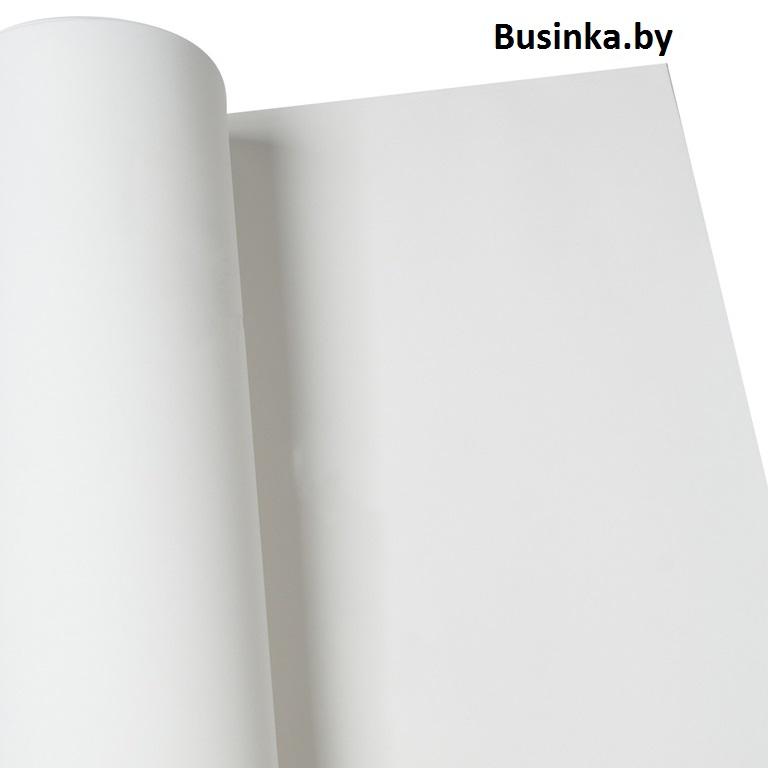 Фоамиран 1 мм 29*30 см, белый (1 шт), Иранский