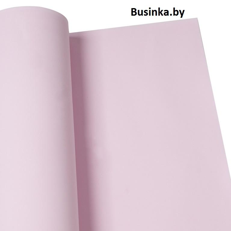 Фоамиран 1 мм 29*34 см светло-розовый (1 шт), Иранский