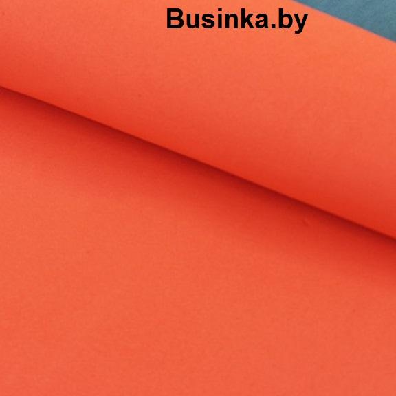 Фоамиран Eva 1 мм 50*50 см коралловый (1 шт)