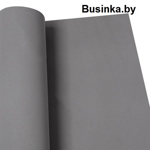 Фоамиран 1 мм 29*34 см серый (1 шт), Иранский