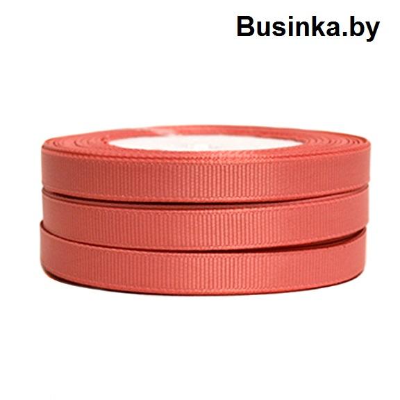 Лента репсовая 1 см, пенка №2 (бобина)
