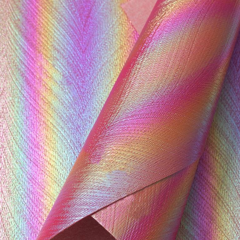 Кожзам «Радужный» 21*29 см (1 шт)
