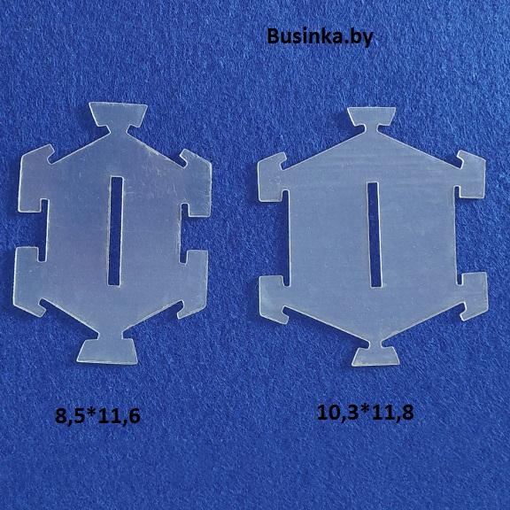 Набор шаблонов для бантиков «Американский бантик №2»