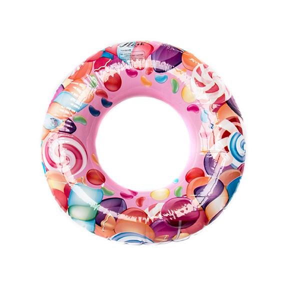 Круг для плавания 60 см. Подарок при покупке от 120 руб