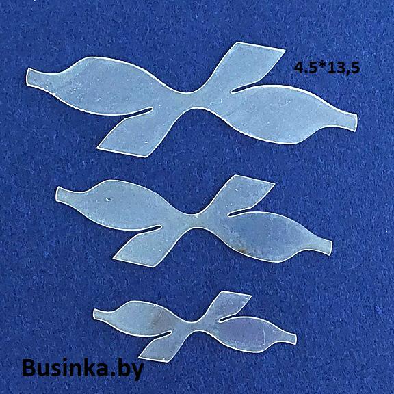 Набор шаблонов для бантиков «Бант декоративный»